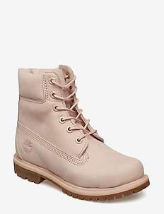 6IN PREMIUM BOOT - W - flat ankle boots - cameo rose