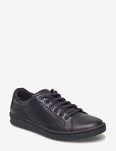 SAN FRANCISCO FLAVOR - low top sneakers - jet black