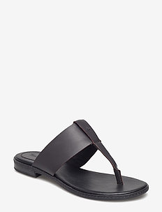 Cherrybrook Thong - flat sandals - black
