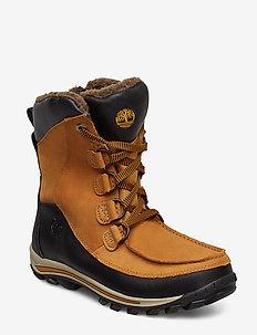 Chillberg HP Boot - talvikengät - wheat