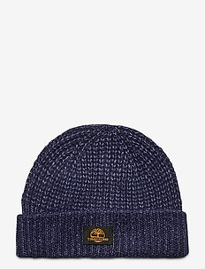 Shallow Rib Beanie PEACOAT - bonnet - peacoat