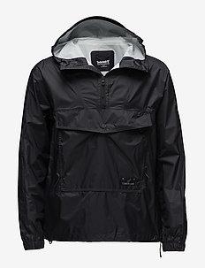 DV Hooded Pullover - BLACK