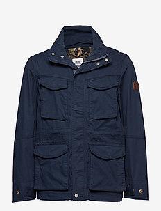 Crocker Mountain M65 Jkt - light jackets - dark sapphire