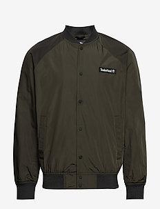 YCC Varsity Bomber - bomber jackets - peat