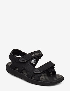 Perkins Row 2-Strap - BLACK