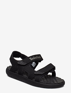 Perkins Row 2-Strap - matalat sandaalit - black