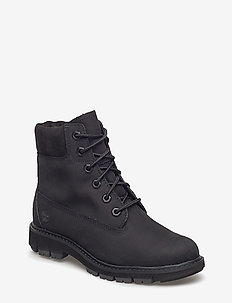 Lucia Way 6in WP Boot - BLACK