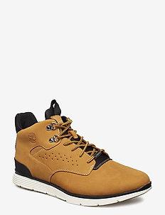 Killington WP HIkerChukka - laced boots - wheat
