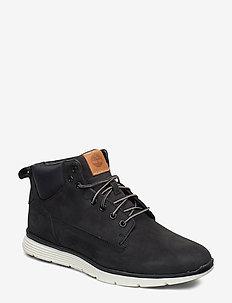 Killington Chukka - bottes lacées - black