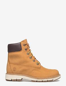 Lucia Way 6in Boot WP - niski obcas - wheat
