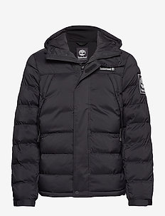 Outdoor Archive Puffer Jacket - BLACK