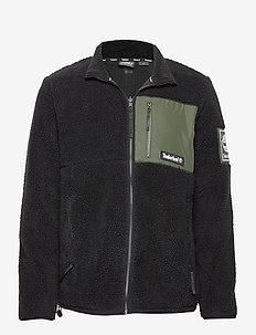 O-A sherpa fleece jkt - DUFFEL BAG