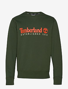 Essential Established 1973 Crew Sweat - sweatshirts - duffel bag