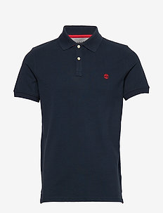 SS Millers River Polo (Slim)  - short-sleeved polos - dark sapphire