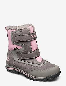 Chillberg 2-Strap GTX - vinter boots - steeple grey