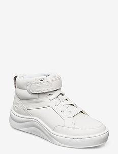 RUBY ANN CHUKKA WHI - sneakers med høy ankel - blanc de blanc