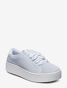 Marblesea Textile Sneaker - ARCTIC ICE