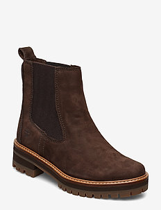 Courmayeur Valley Chelsea - chelsea boots - dark walnut