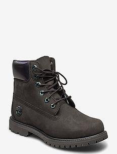6in Premium Boot - W - wysoki obcas - peat