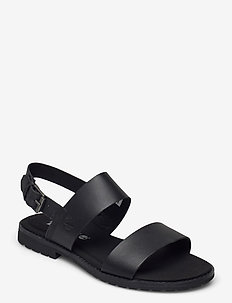 Chicago Riverside 2 Band Sandal - platte sandalen - black