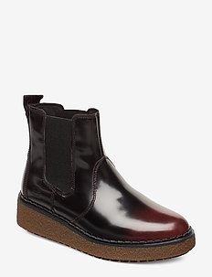 Blue Bell Lane Chelsea - chelsea boots - madder brown