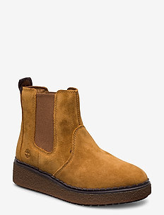BLUEBELL LANE CHELS MDBRN - chelsea boots - dark sand