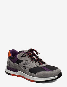 Field Trekker Low Fabric/Leather - low tops - steeple grey