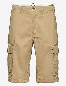 Cargo Short - cargo shorts - british khaki