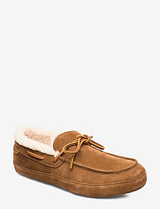Torrez Slipper Moccasin - tossut - rust