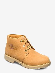 TBL 1973 Newman Chukka WP - laced boots - wheat