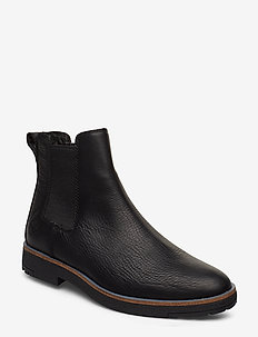 Folk Gentleman Chelsea - BLACK