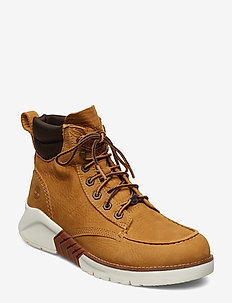MTCR Moc Toe Boot - vinter boots - spruce yellow