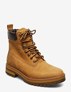 Courma Guy Boot WP - laced boots - spruce yellow