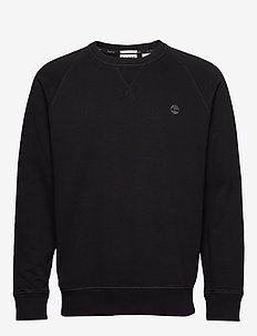 E-R Basic Regular Crew - BLACK