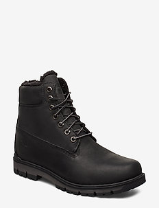 Radford Warm LinedBoot WP - med snøring - black