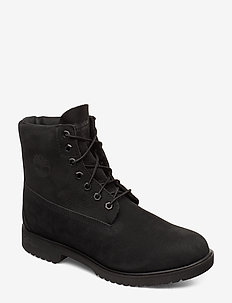"TBL 1973 Newman6"" Boot WP - BLACK"