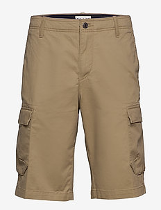 T-L Str Twll Crgo Shrt - cargo shorts - british khaki