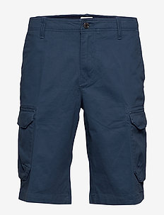 T-L Str Twll Crgo Shrt - cargo shorts - dark denim