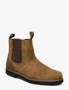 Squall Canyon Brog WP Chl - chelsea boots - canteen