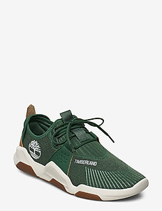 Earth Rally Flexiknit Ox - low tops - hunter green
