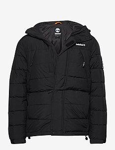 OA Puffer Jkt - padded jackets - black