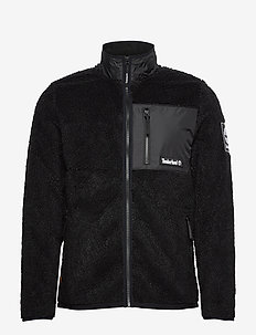 OA Sherpa jkt - mid layer jackets - black