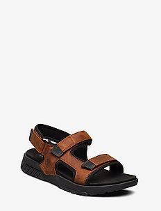Anchor Watch Back Strap Sandal - sandales - buckthorn brown