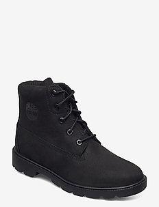 """TBL 1973 Newman6"""" Boot WP - laarzen - black"""