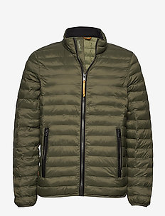 Axis Peak Jkt CLS - padded jackets - grape leaf