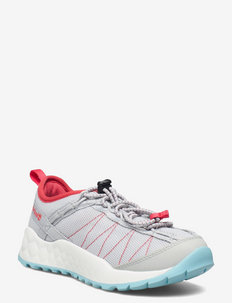 Solar Wave Low Fabric - lave sneakers - gray violet