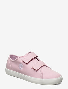 Newport Bay Canvas 2 Strap Ox - sneakers - light lilac