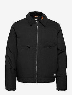 YC Workwear Chore Jacket - kurtki bomber - black