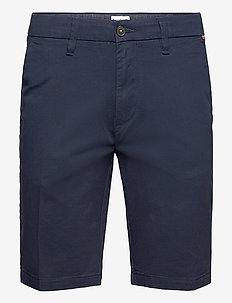 Straight Chino Short - chinos shorts - dark sapphire