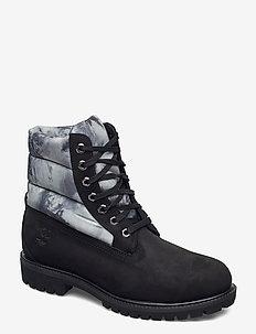 6 Inch Premium Puffer Boot NWP - vinter boots - black